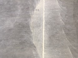 Concrete sealing of contraction joints