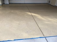 Garage Floor Epoxy Coating
