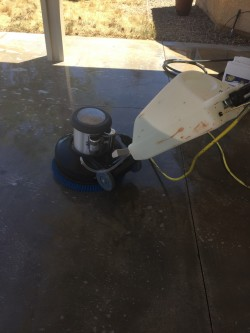concrete cleaning-patio
