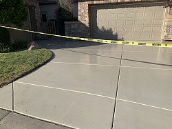 Concrete driveway sealing  in Las Vegas Nevada and Henderson Nevada